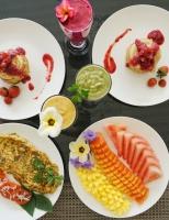 Welcome healthy Lombok breakfast