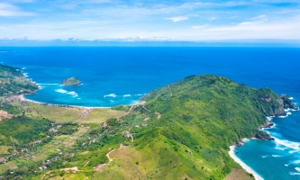 Hills of South Lombok