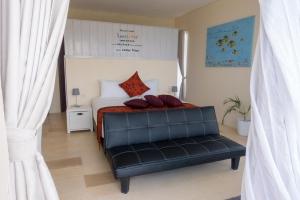 Master bedroom of Villa Atas Pelangi