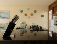 Villa Atas Pelangi kitchen island